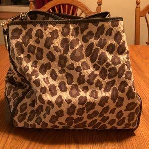 Coach Bags - Animal print coach purse